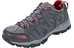 The North Face Storm Hike GTX Shoes Men Dark Shadow Grey/Rudy Red